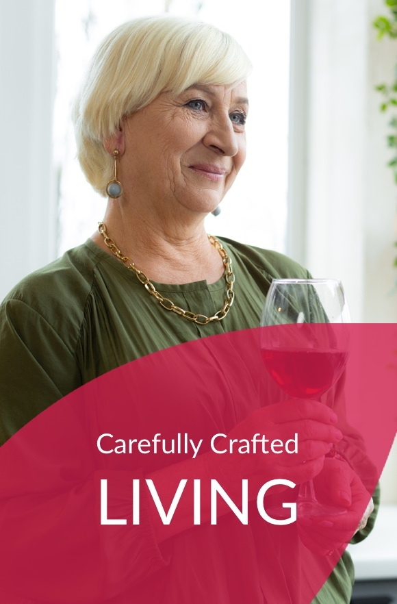 Carefully Crafted Living